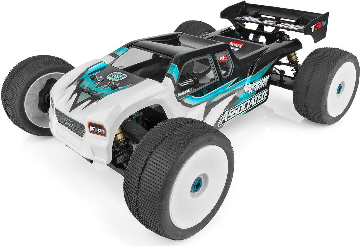 Associated Rc8t3.2E Electric 1/8 Off Road Team Kit
