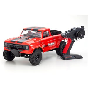 Kyosho Outlaw Rampage Pro Red