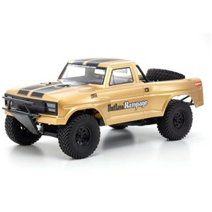 Kyosho Outlaw Rampage Pro Gold