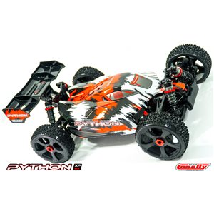 Team Corally 1/8 Python Xp 2021 4Wd 6S Brushless Rtr Buggy (No Battery Or Cha