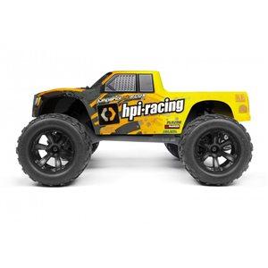 HPI Jumpshot V2 Monster Truck Flux Grey / Yellow