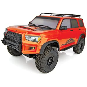 Associated Enduro Fire Trailrunner Rtr, 1/10 Off-Road 4X4