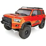 Enduro Fire Trailrunner Rtr, 1/10 Off-Road 4X4