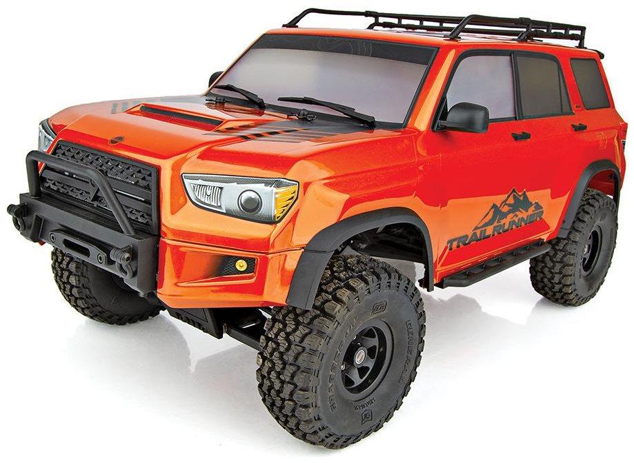 Associated Enduro Fire Trailrunner Rtr, 1/10 Off-Road 4X4 W/ Lipo Combo