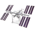 Metal Earth International Space Station