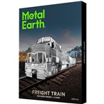 Metal Earth Freight Train Set