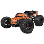 Team Corally Jambo Xp 1/8 Monster Truck, Swb 4Wd 6S Brushless Rtr (Battery/Ch
