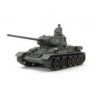 Tamiya Russian Med Tank T34/85