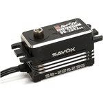 Savox Monster Torque Low Profile Steel Gear Servo 0.08Sec / 347.2Oz @