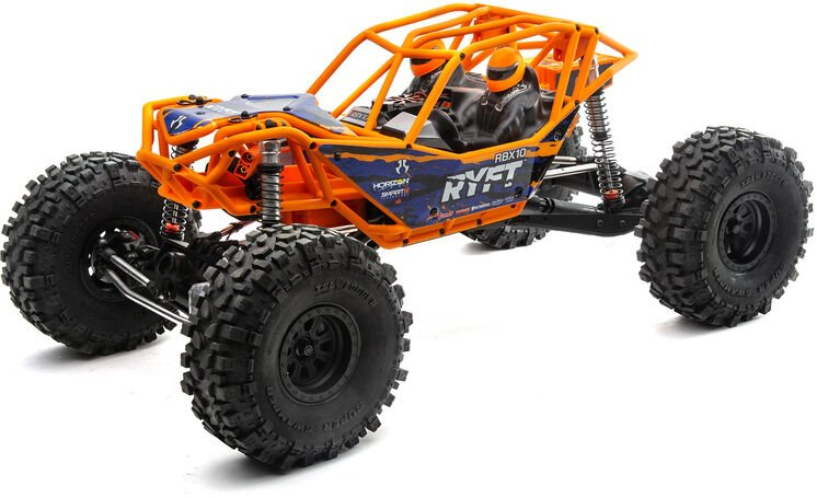 Axial RBX10 Ryft 1/10th 4wd RTR - Orange