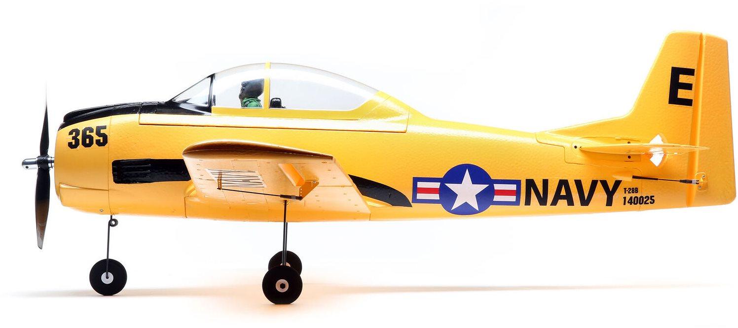 E-Flite T-28 Trojan 1.1m BNF Basi