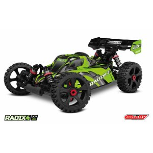 Team Corally 1/8 Radix4 Xp 4Wd 4S Brushless Rtr Buggy (No Battery Or Charger)