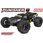 Punisher Xp 6S  1/8 Monster Truck Lwb Rtr Brushless