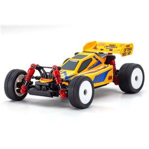 Kyosho Mini-Z Buggy Readyse Turbo Optima Mid Special Yellow