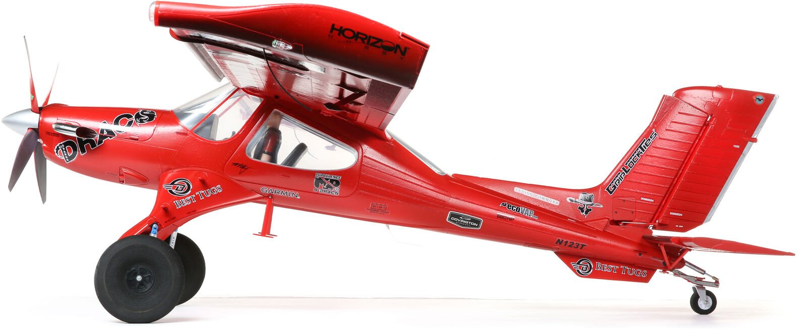 E-Flite Draco 2.0m with Smart BNF