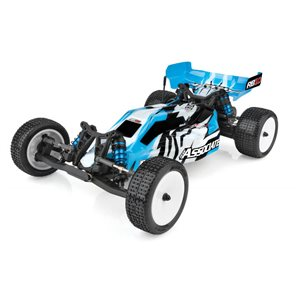 Associated Rb10 1/10 Electric Off-Road 2Wd Buggy Rtr W/ Charger & Lipo, Blu