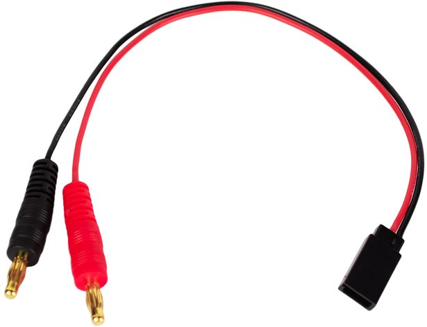 Common Sense RC Charging Adapter for Receiver Batteries