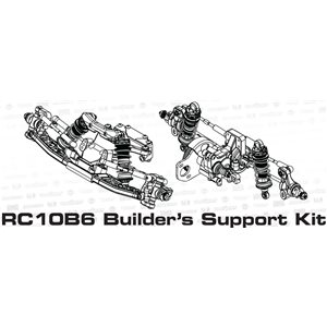 Associated Rc10b6 Builder\'s Support Kit