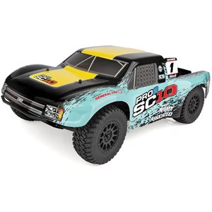 Associated Pro2 Sc10 Off-Road 1/10 2Wd Electric Short Course Truck Rtr
