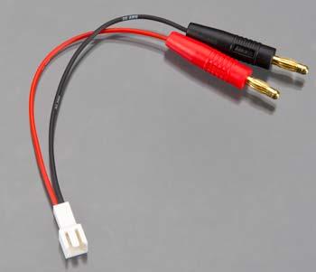 DuraTrax Charge Lead Banana Plugs to Vend MQ CC RS4