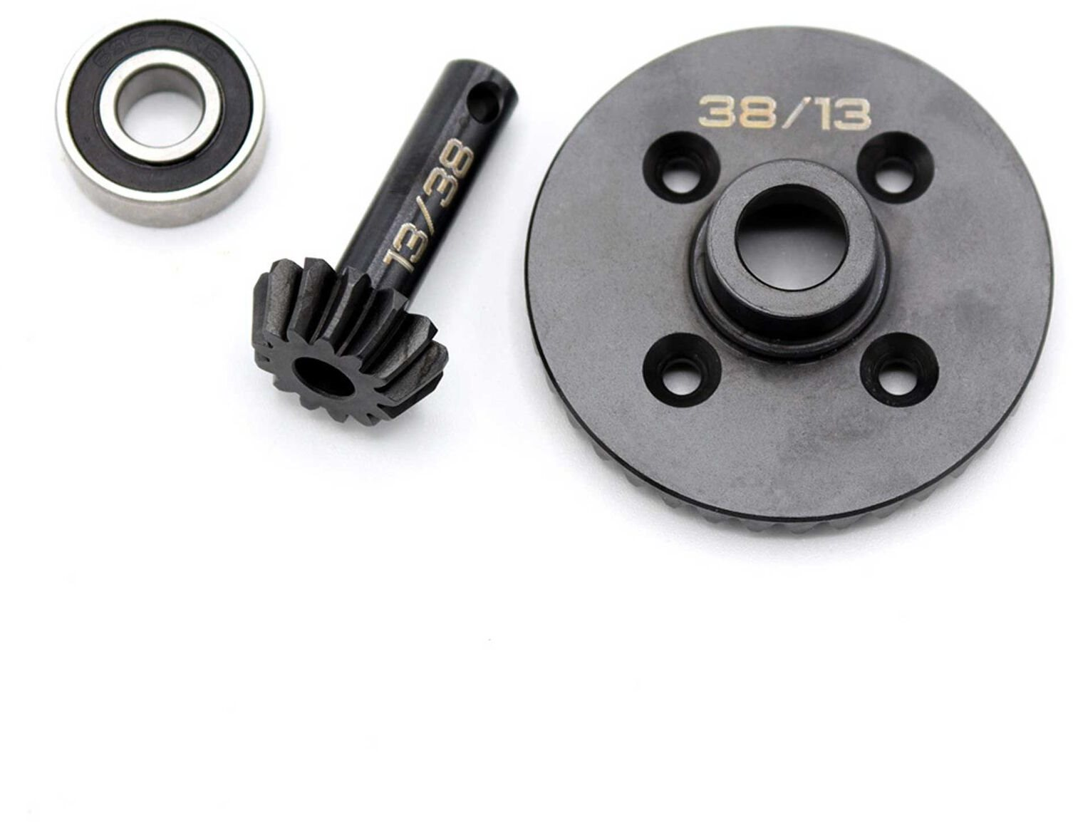 Vanquish Products Incision AR14B Gear Set, 38/13: RBX10 Ryft