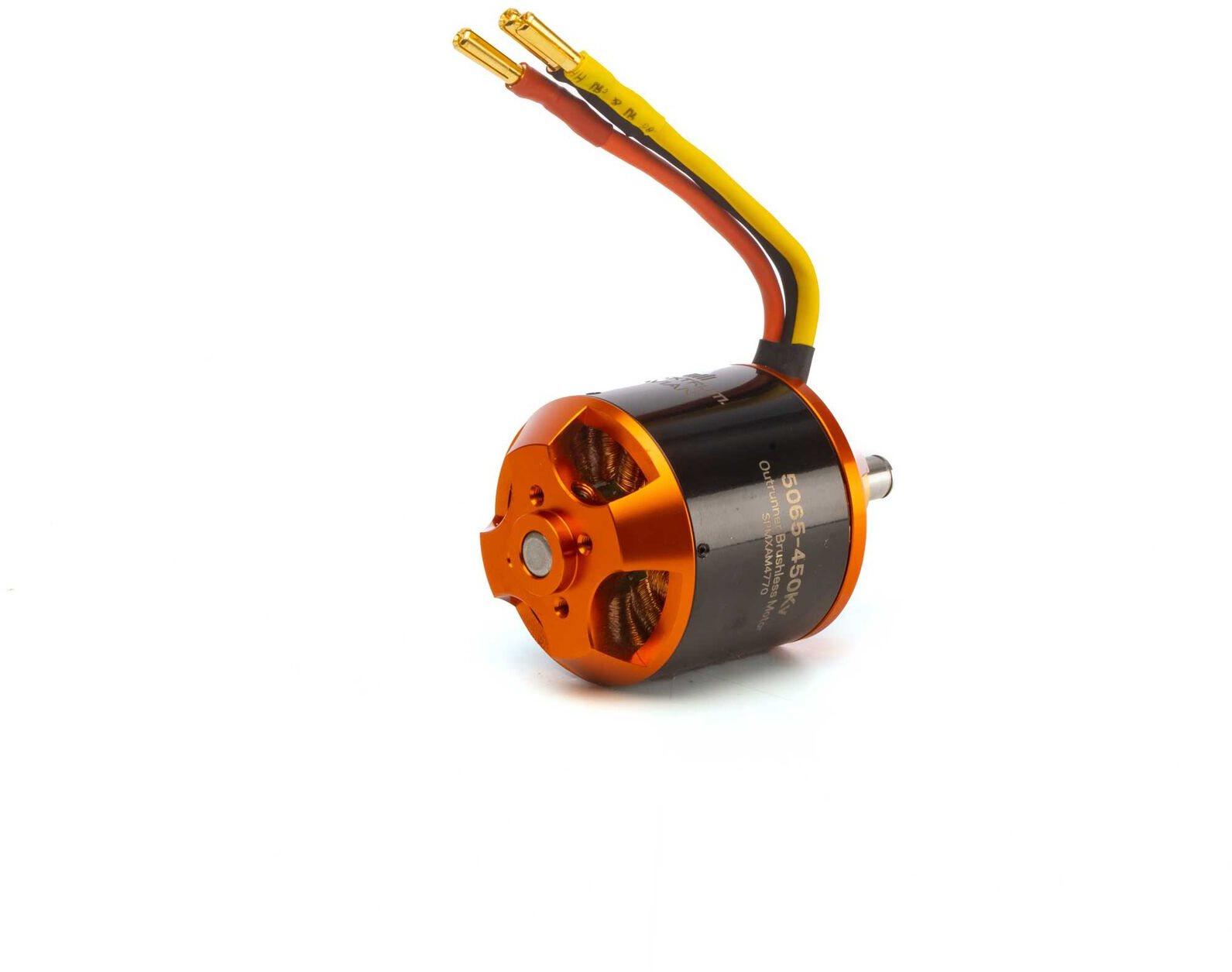 Spektrum Avian 5065-450Kv Outrunner Brushless Motor