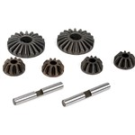 Differential Gear & Shaft Set: 8B,8T