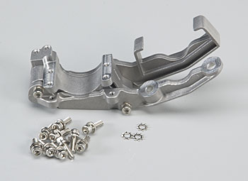 Traxxas Engine Mount Complete Assembly Revo