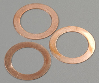 Traxxas 2.5 Gaskets For Cooling Head