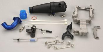 Traxxas Nitro Rustler Pro .15 To TRX 2.5 Upgrade Kit