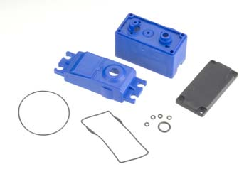 Traxxas Servo Case/Gaskets For 2056 And 2075 Servos