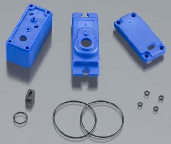 Traxxas Servo Case/Gaskets for 2080 Micro Waterproof Servo