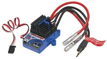 Traxxas Xl-5 Waterproof Esc With Low Voltage Detection