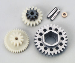 Traxxas EZ-Start Gear Set/Shafts