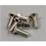 Traxxas 2.6 X 8Mm Cntrsnk Screws