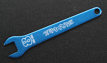 Traxxas Alum Flat Wrench 8Mm Blue