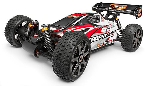 HPI Trimmed And Painted Trophy Buggy Flux Rtr Body