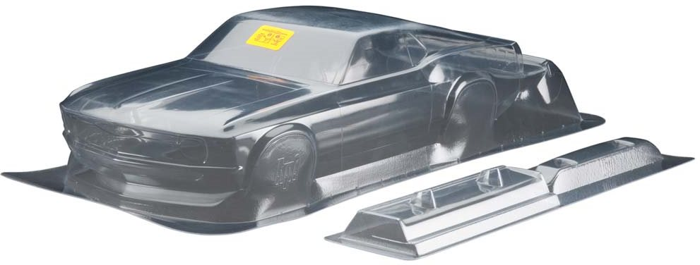 HPI 1970 Ford Mustang Boss 302 Body 200mm