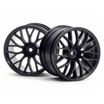 Mesh Wheel Black Super Nitro (2)