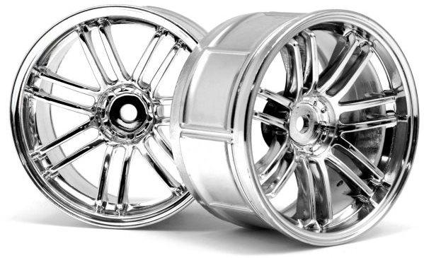 HPI Lp32 Wheel Rays Volk Rracing Re30, Chrome, (2Pcs)