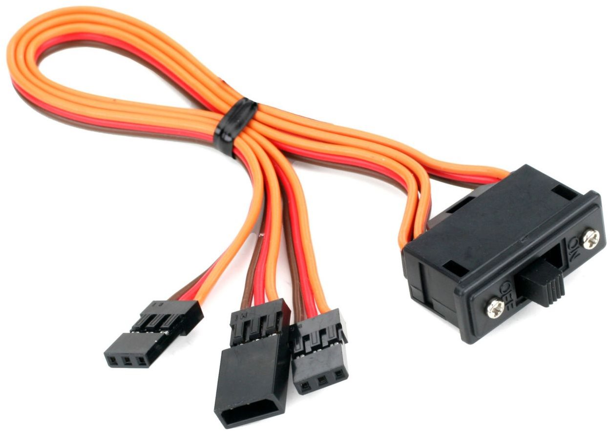 Spektrum Spektrum 3-Wire Switch Harness