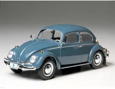 Tamiya 1/24 \'66 Volkswagen Beetle