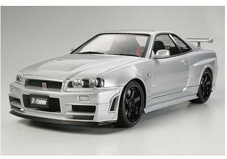 Tamiya 1/24 Nismo R34 GT-R Z-Tune