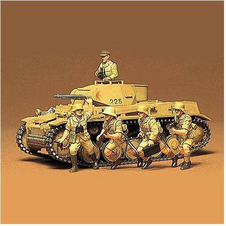 Tamiya 1/35 German Panzerkampfwagen II