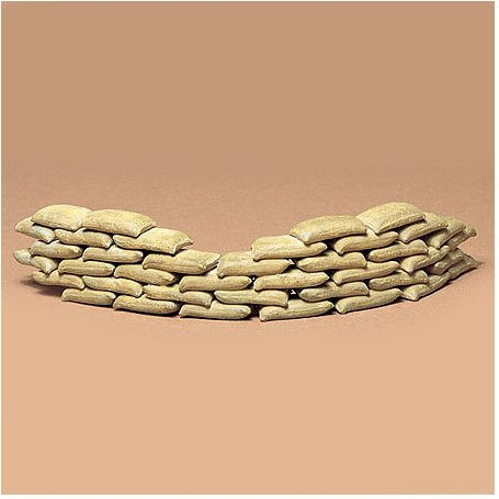 Tamiya 1/35 Sand Bag Set
