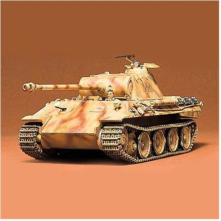 Tamiya 1/35 German Panther Medium Tank