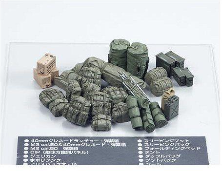 Tamiya 1/35 Modern U.S. Military Equipment
