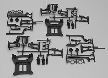 Tamiya B Parts TT01