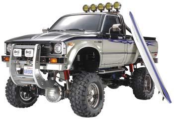 Tamiya 1/10 Toyota Hilux High-Lift Kit