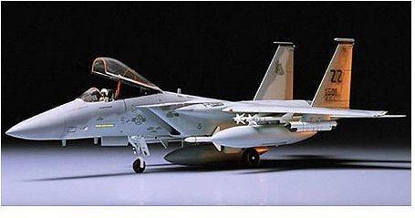 Tamiya 1/48 McDonell Douglas F-15C Eagle